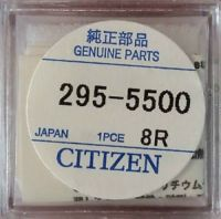 Capacitor For Citizen Eco-Drive F810M F910M A114A - 295-5500